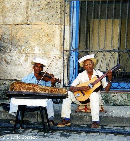 cuba musiciens