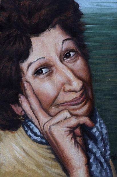 LINDA par HUGO H dans Peinture & Dessins Linda-620