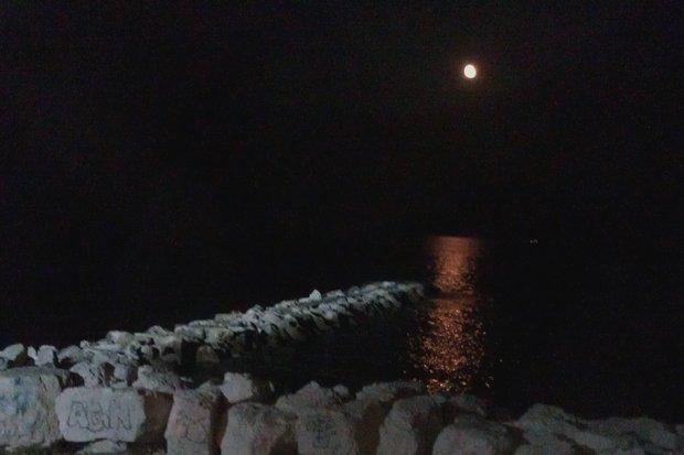 CLAIR DE LUNE AUX MURAZZI dans Venise : vie quotidienne & familiale 011