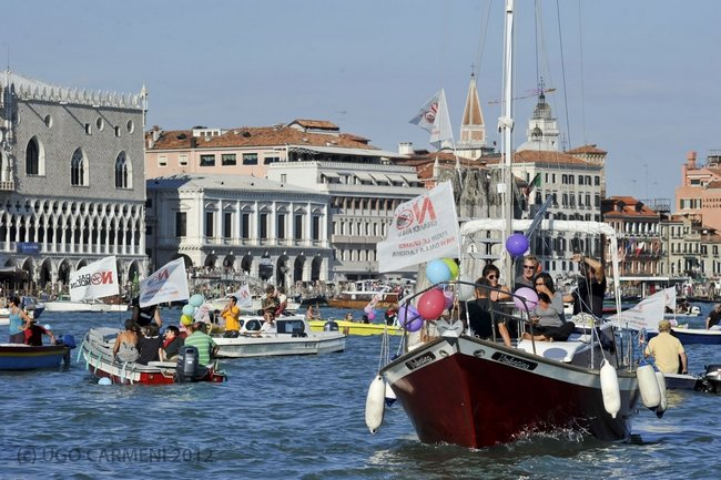 DSC8245 comitato no-grandi-navi dans Venise : évenements
