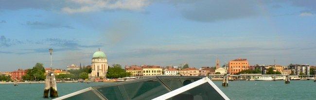 AQUA ALTA au LIDO de VENISE dans 04 Venise : vie quotidienne 00