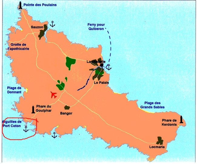 BELLE-ISLE, ROCHERS ET PHARES dans 07 Promenades & balades ailleurs qu'à Venise 01-1