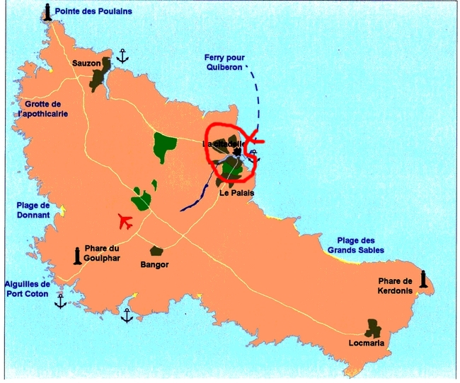 BELLE ISLE, LE PALAIS ET SON MÔLE dans 07 Promenades & balades ailleurs qu'à Venise 012
