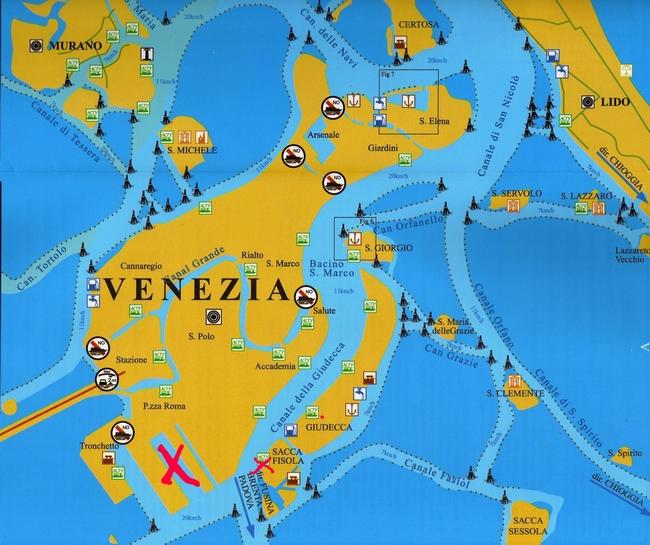 02-1 dans 02 Venise : évenements