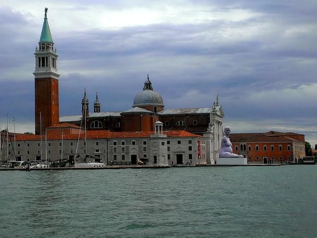 EXPOSITION MARC QUINN à VENEZIA dans Venise : musées & expos & monuments 014
