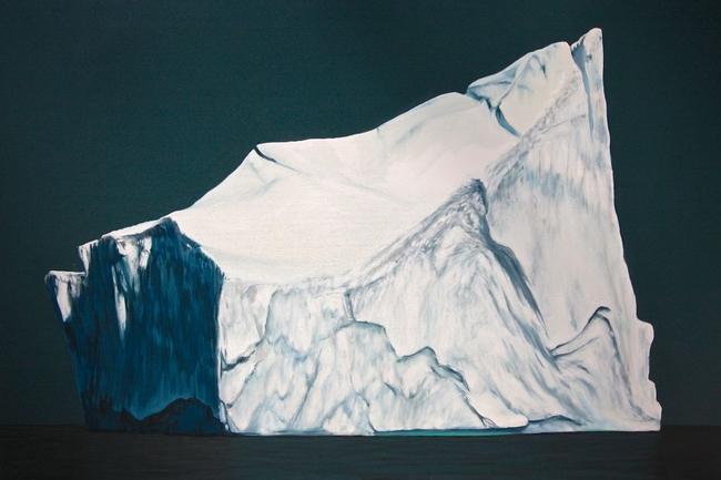 ICEBERG par HUGO H dans Peinture & Dessins iceberg-650