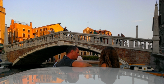 LE FEU D'ARTIFICE DU REDENTORE…. dans Venise : évenements 013