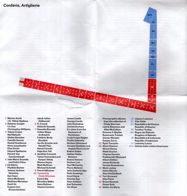LA BIENNALE D'ART CONTEMPORAIN à VENISE, CÔTE ARSENALE dans 03 Venise : musées & expos & monuments & Architecture 00
