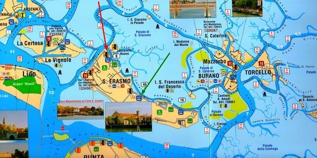 FESTA DEL MOSTO DANS L'ÎLE DE SANT' ERASMO dans 02 Venise : évenements 001