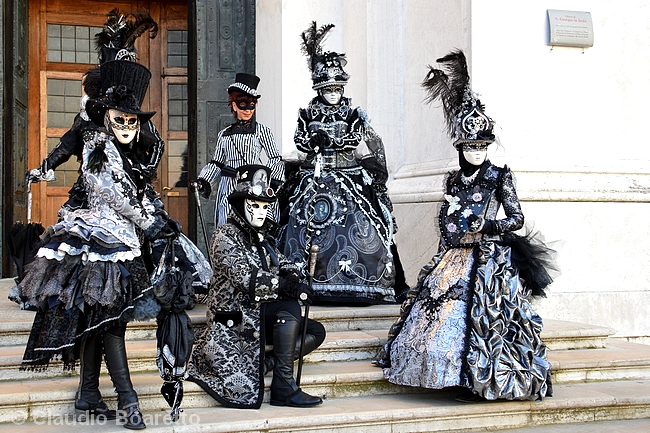 Les Costumes Du Carnaval De Venise 2015 Suite Photos Reportages Chansons Peintures Venise