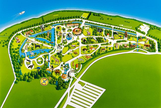 00-Zoo plan lignano_sabbiadoro_plan_2010ca-2